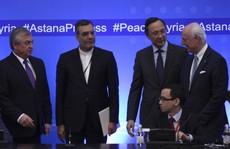 Syria bị phân chia?