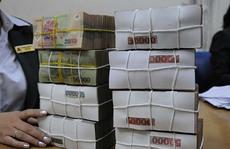 Thừa tiền, kho bạc gửi ngân hàng 140.000 tỉ đồng