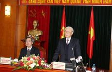 Tổng Bí thư 'đặt hàng' Ban Kinh tế Trung ương nâng cao hiệu quả DNNN