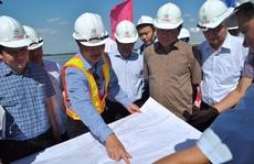 Bí thư Thăng: Dự án chống ngập 10.000 tỉ đồng phải hoàn thành đúng tiến độ