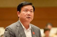 Cho thôi đại biểu QH đối với ông Đinh La Thăng