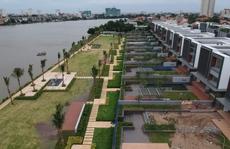 Hiệp hội BĐS TP HCM 'xin giữ' dự án lấn sông Sài Gòn