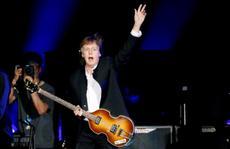 Paul McCartney vác đơn kiện Sony Corp