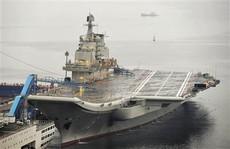 Tàu sân bay Trung Quốc thứ hai neo đậu tại biển Đông?