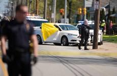 Mỹ: Sát thủ 'live Facebook' tự sát giữa vòng vây cảnh sát