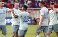 Rooney lập siêu phẩm ngày trở lại Everton