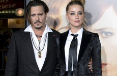 'Cướp biển' Johnny Depp hoàn tất thủ tục ly hôn