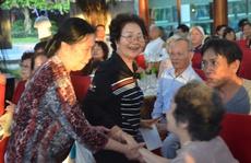 Cuộc hội ngộ tuyệt vời ở Vũng Tàu