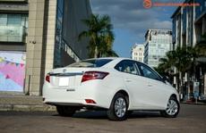 Cận cảnh Toyota Vios G 2017