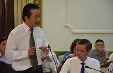 Chủ tịch HĐND TP HCM: 'Cứ đổ lỗi thì bao giờ khá được?'
