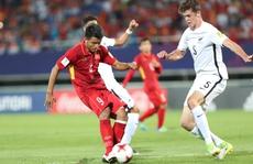 1 điểm lịch sử cho U20 Việt Nam