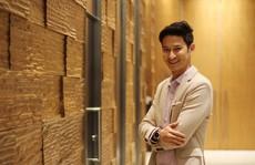 Huy Khánh vướng 'tình tay ba' trong phim mới