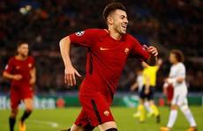 'Sói non' El Shaarawy tỏa sáng, Chelsea thua tan tác ở Roma