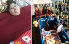 Người phụ nữ nặng 500 kg đến Ấn Độ giảm cân