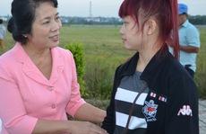 Cảm động lễ tiễn hơn 1.600 công nhân về quê đón Tết
