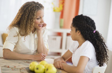 Muốn con cái ngoan, cha mẹ phải gương mẫu
