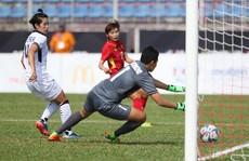 Tuyển nữ Việt Nam - Thái Lan 1-1: Chờ lượt trận cuối