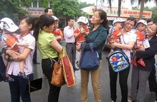 Chưa tìm thấy bố mẹ 8 trẻ em được giải cứu từ Trung Quốc