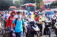 Sài Gòn lại... nghẹt thở!