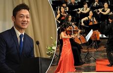 Nhạc trưởng Olivier Ochanine tiết lộ tin vui về hoạt động chiêu mộ nghệ sĩ cho dàn nhạc SSO