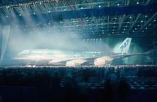 Người Mỹ tạm biệt 'nữ hoàng bầu trời' Boeing 747