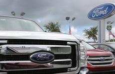 Ford tính khai tử xe con, tập trung sản xuất SUV, bán tải