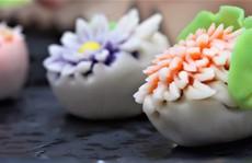 Tinh hoa ẩm thực trong từng chiếc bánh wagashi