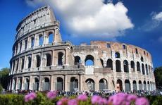 Đấu trường La Mã mở cửa tầng cao nhất phục vụ du khách