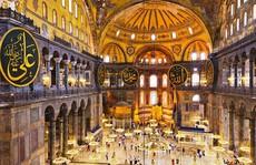Bí mật bên trong Thánh đường Hagia Sophia