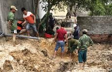 Quảng Bình: Phát hiện thêm 4 hầm chôn hơn 130 hài cốt