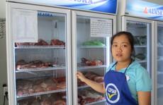 TP HCM có điểm bán thịt heo 35.000 đồng/kg