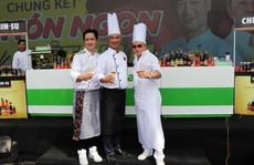 Chin-Su đồng hành cùng Lễ hội Ẩm thực và Giải trí Quốc tế tại TP HCM