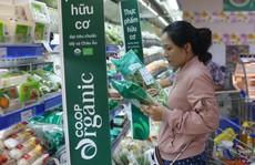Thực phẩm hữu cơ đang gây 'sốt'