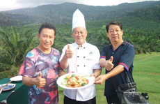 'Yan can cook' hồ hởi trở lại Việt Nam