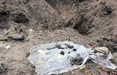 Tìm thấy hố chôn tập thể liệt sĩ tại sân bay Biên Hòa