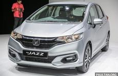 Honda Jazz 2017 có giá từ 398 triệu đồng