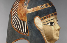 Màu xanh Ai Cập 'sống dậy' từ hầm mộ