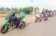 Đồng Nai: 'Choáng' với những đoàn mô tô khủng