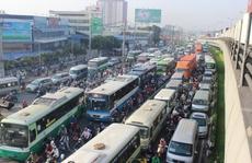 1.000 chuyên gia sẽ tham gia hội nghị giao thông ở TP HCM