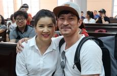 Clip diễn viên Ngọc Trinh thắng kiện: '3 năm rồi, quá mệt mỏi rồi!'