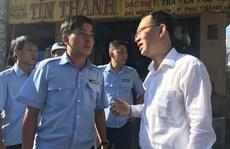 Phó Chủ tịch quận Tân Phú: 'Sau gánh hàng rong là nguồn sống một gia đình'