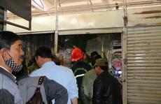 Chợ Đà Lạt phát hỏa, hàng trăm tiểu thương hú vía