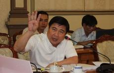 Chủ tịch Nguyễn Thành Phong kể chuyện con người như rô bốt