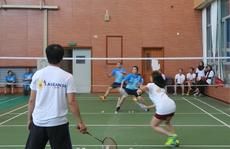 Xem các nhà ngoại giao ASEAN 'tỉ thí' thể thao