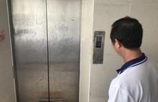 Lội bộ 11 tầng suốt 13 ngày ở chung cư tại Sài Gòn