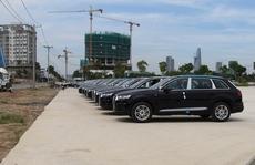 'Giải mã' lượng xe nhập giảm, giá tăng 300 triệu đồng