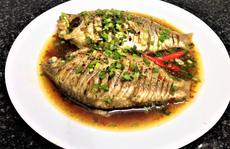Cá he kho lạt: Món ăn dân dã khó quên