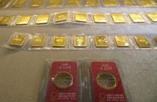Giá vàng trong nước bật tăng mạnh mẽ