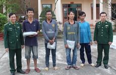Giải cứu 4 người bị bán cho tàu cá