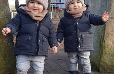 Cặp song sinh dễ thương nhất thế giới